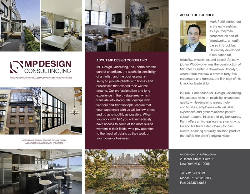 The blue griffin mp design real estate development for Design and development consultants
